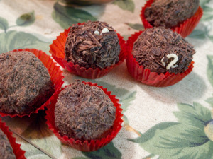 Black forest truffles
